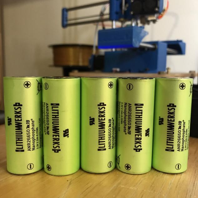 Electric Longboard Battery