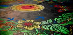 художник-на-мероприятие-роспись-мелом