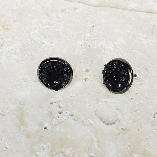 10mm Raw Black