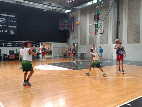 FINALI NAZIONALI 3X3 FIBA: BIANCOROSSI IMPEGNATI A TREVISO