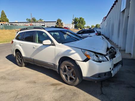 2011 Subaru Outback 2.5L White 169k A/T CVT