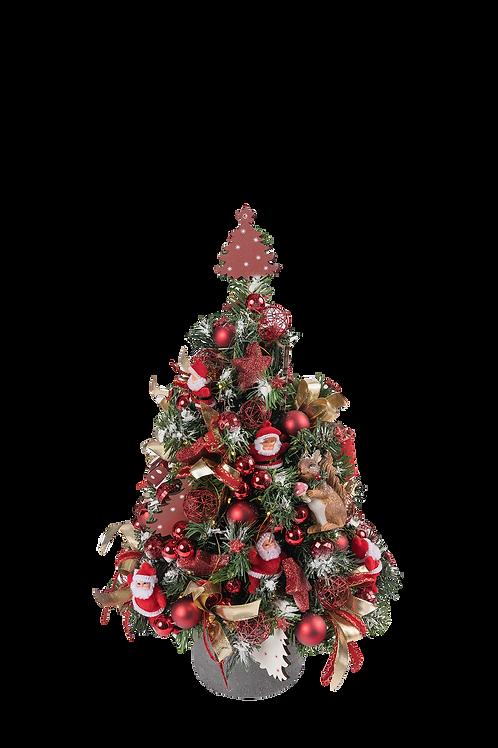 Arbre de Noël Décoré Artificiel