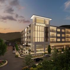 Glen Avon - Hotel North Side