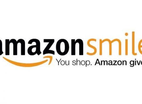 Shop Amazon Smiles for ACE