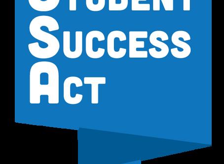 Student Success Act -         Community Engagement