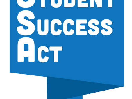 Student Success Act -         Community Engagement