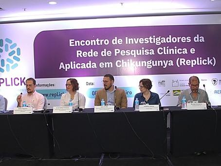 #NaMídia - Pesquisadores se unem para melhoria do tratamento de Chikungunya