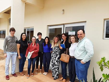 Replick realiza visita de iniciação ao centro de Dourados/MS