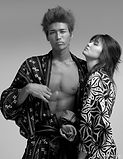kan,岩田漢,モデル,有名,ファッション,海外,モデルを学ぶ,モデルのワークショップ,directedbyozi,daisukea