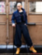 model,ryota,hirata,平田諒太,rokubuen,fashion,六舞宴,japan,dragonball,tokyofashionweek
