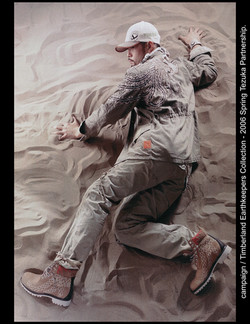 Timberland Earthkeepers Collection - 2006 Spring Tezuka Partnership Campaign B
