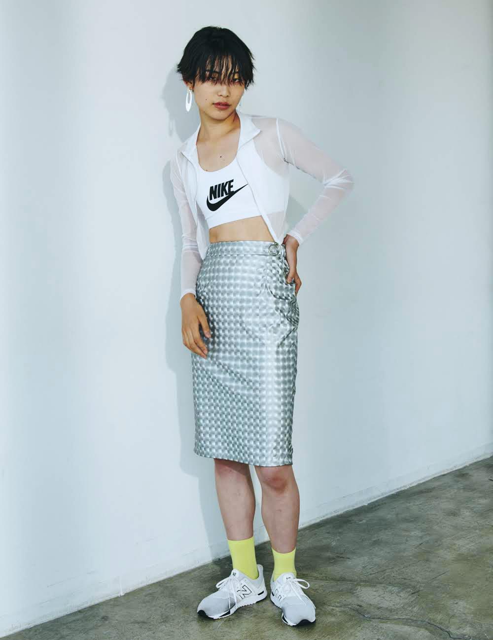 Asumi Hara Magazine / hairmake Riona