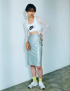 Asumi,hara,model,hairmake,fashion,riona,friday,beauty,magazine,nylon