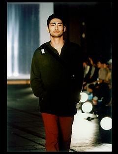 Benetton,Sisley,Collection,fashion,show,runway,daisuke,ファッションショー,model,安達大介