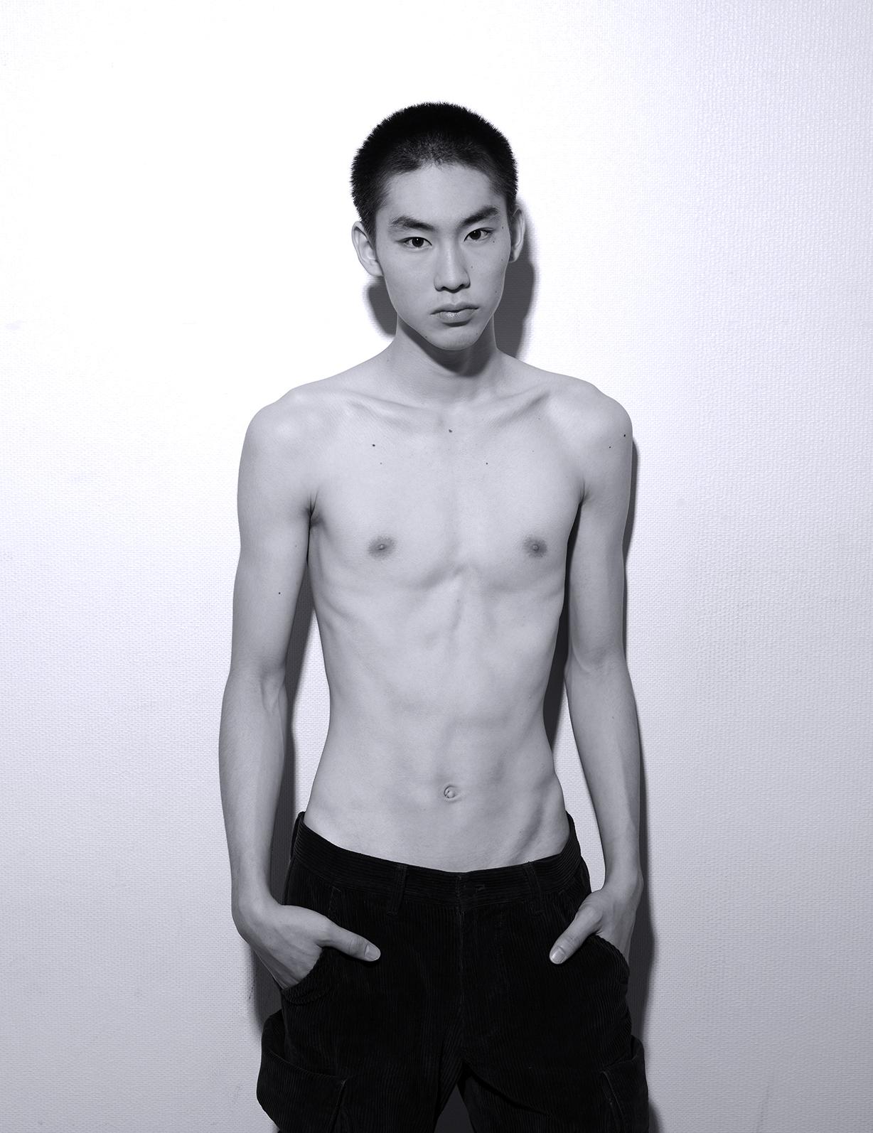 model / Keiju