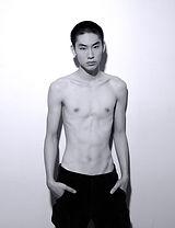 モデル 蜃気楼の影 古屋京樹 model / Keiju Furuya