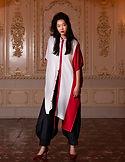 ChiharuLin,林田千春,六舞宴,rokubuen,tokyo,fashionweek,collection,model,kimono,巫女