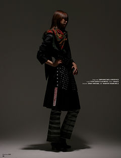directedbyozi,fashion,editorial,ファッション,雑誌,model,かっこいい,elite,chiemi,モデル