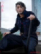 Rokubuen,model,六舞宴,daisuke,samurai,tokyo,fashion,40代,有名,モデル
