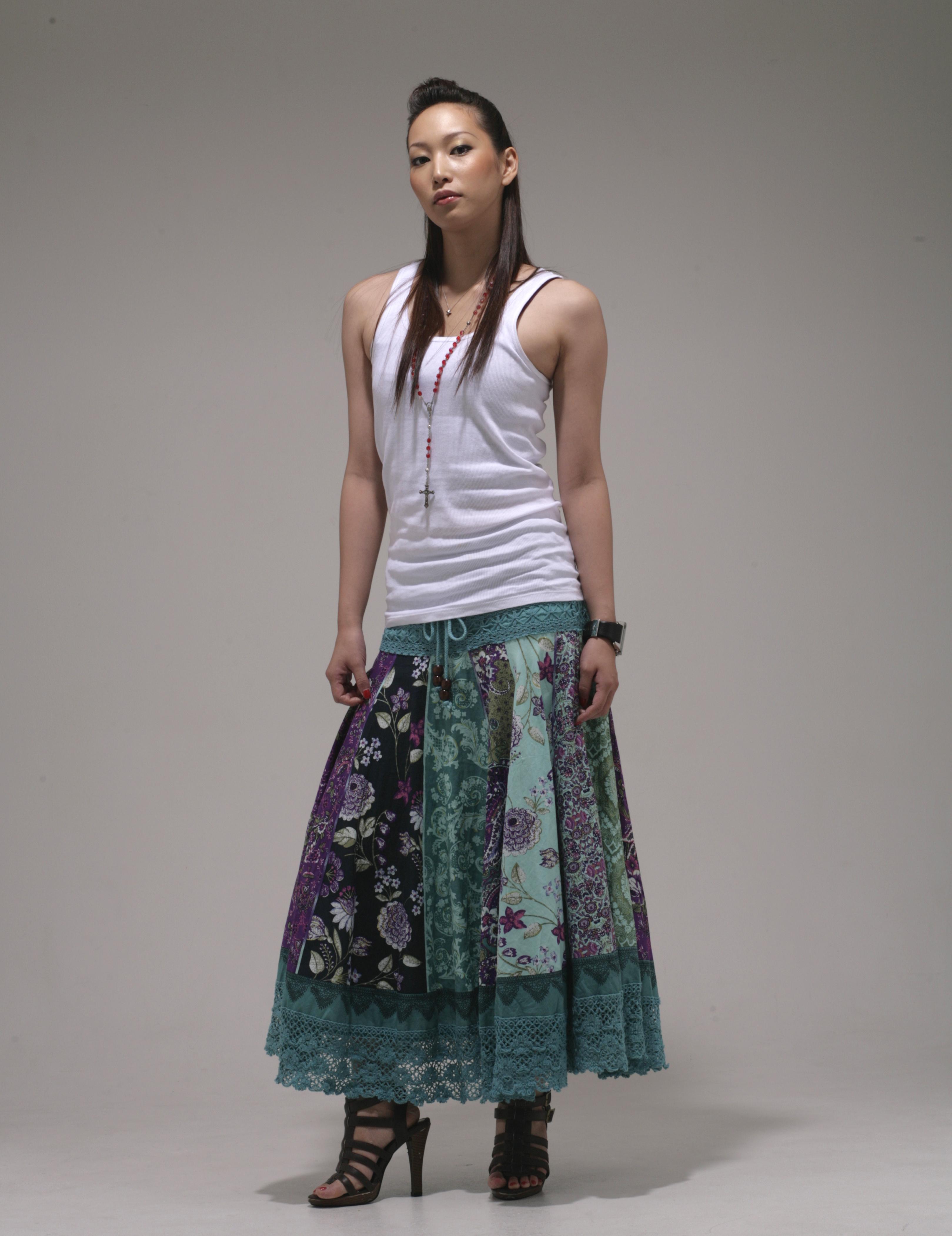 model / Yumiko