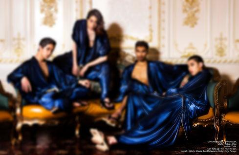六舞宴 Rokubuen 20 SS collection tokyo fashionweek