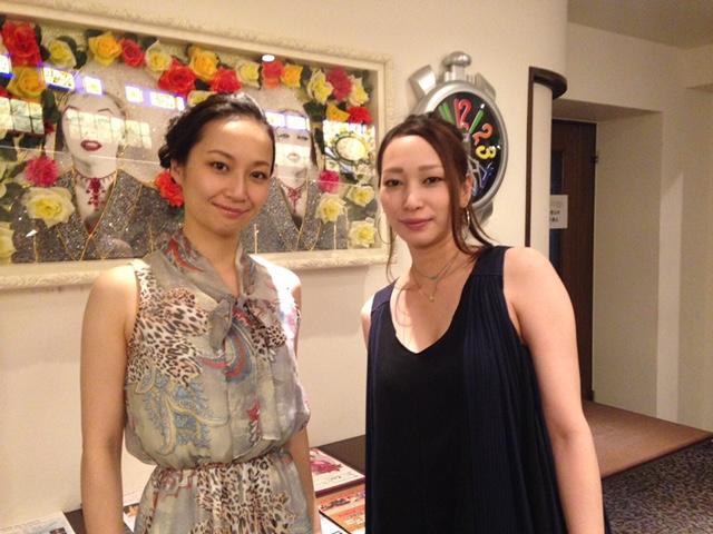 PortraitNote♪ 3/6 Yumi I & Chiharu