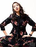 人気,新人,ファッション,モデル,ちはる,chiharuhayashida,海外,model,林田千春,広告
