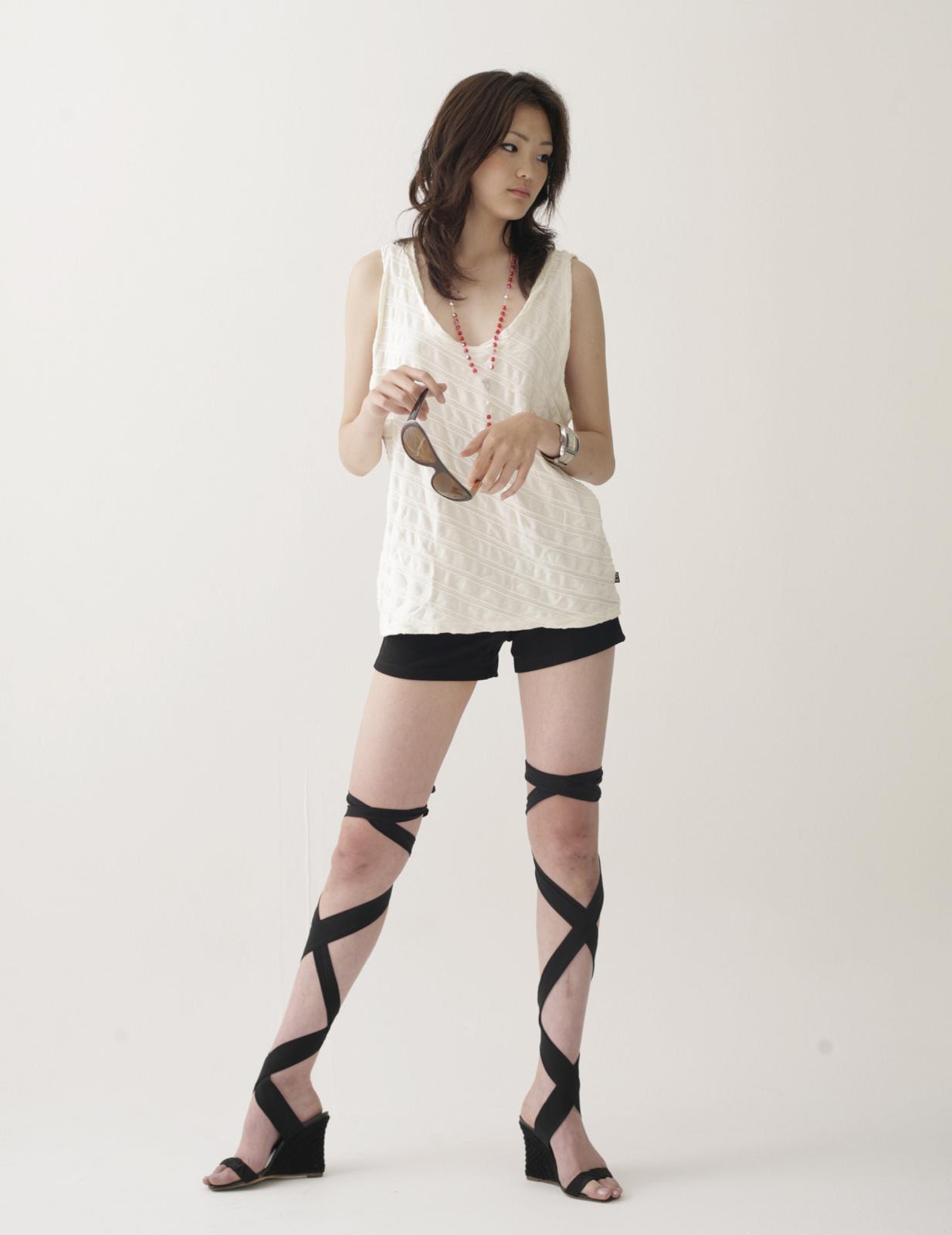 model / Yurika