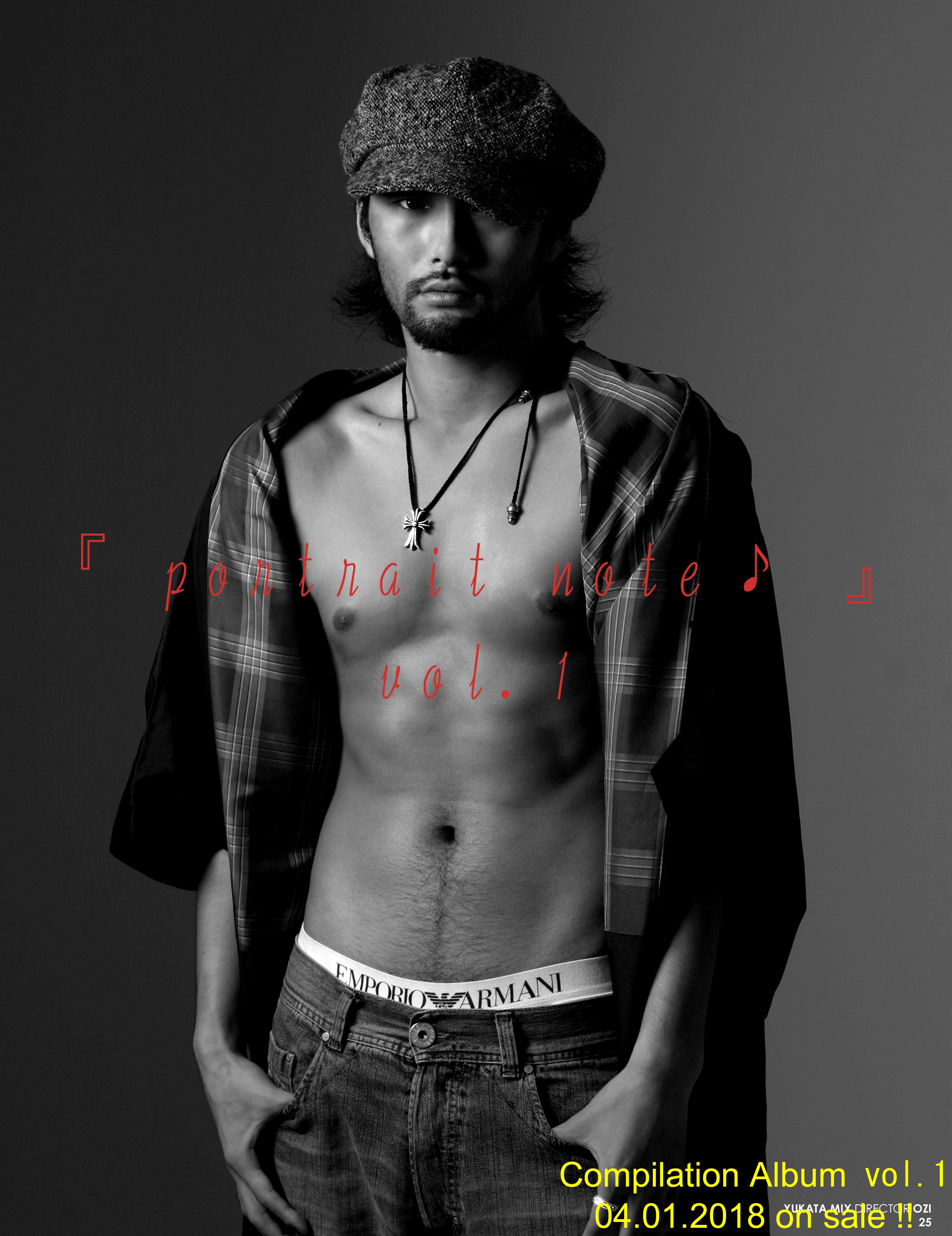 PortraitNote♪ 1/6 Daisuke A