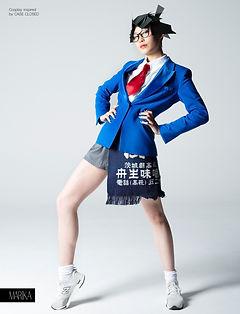 marika,cosplay,magazine,editorial,モデルのワークショップ,制作,directedbyozi,fashion,model,production