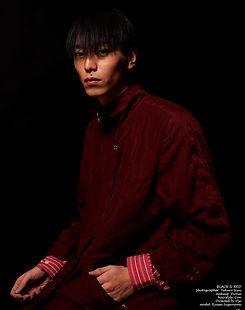 RyuseiSuganami,菅波龍星,blackandred,黒と赤,directedbyozi,daisukea,モデルを学ぶ,ファッション,モデル,海外