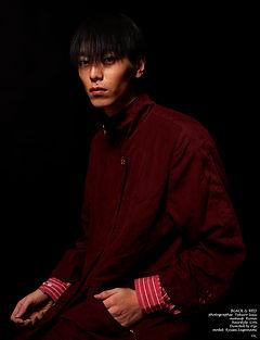 blackandred,黒と赤,directedbyozi,ryuseisuganami,菅波龍星,海外,fashion,モデル,レッスン,ワークショップ
