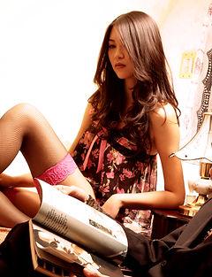 directedbyozi,fashion,editorial,ファッション,広告,かっこいい,セクシー,モデル,ランジェリー,愛華