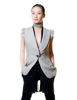 model / Chiharu Hokari