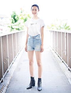 Rio,18,model,小屋敷りお,モデルレッスン,fashion,asian,directedbyozi,beauty,モデルのワークショップ