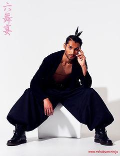 directedbyozi,fashion,model,ロドリゴ,リッキー,モデル,rodrigo,ricky,六舞宴,rokubuen