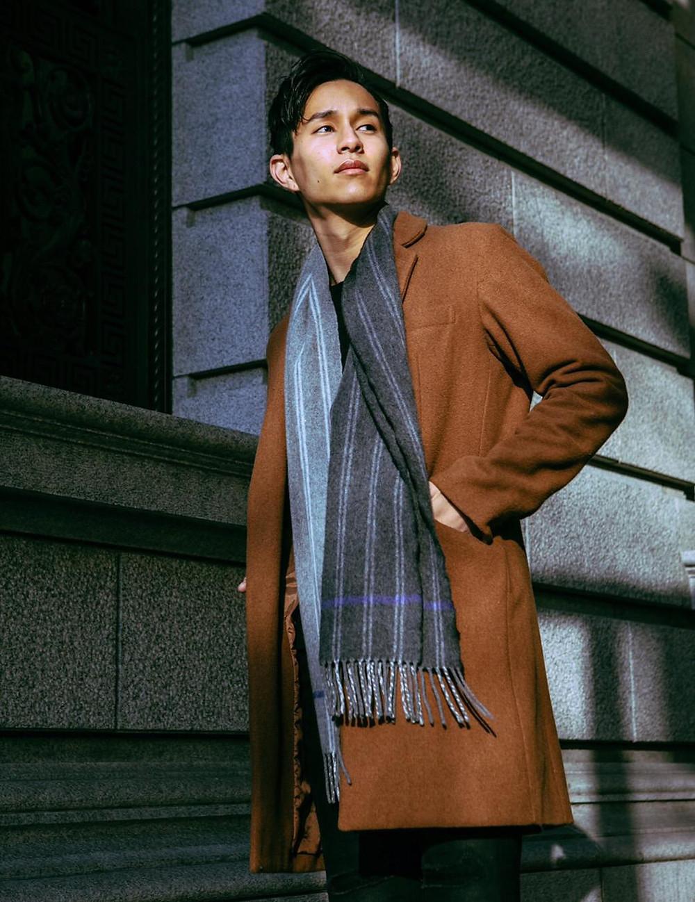 Model Akihito