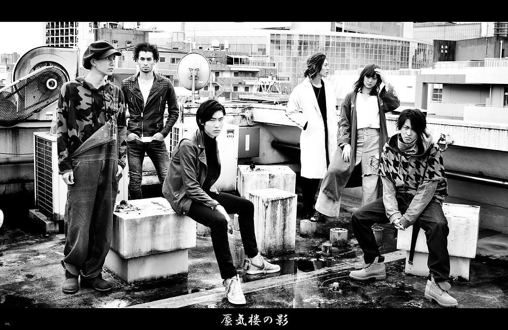 蜃気楼の影 10-11 Directed by OZI