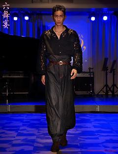 六舞宴,rokubuen,fashionweek,fashionshow,モデルのワークショップ,制作,directedbyozi,fashion,model,production