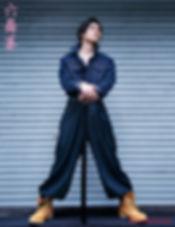 山越大輔,役者,yamakoshi,daisuke,六舞宴,rokubuen,vision,独り,舞台,一人