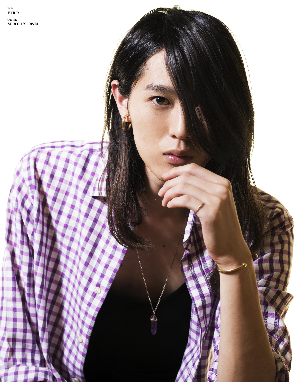 model / Ren