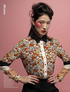 imirage,hairbeauty,magazine,editorial,モデルのワークショップ,制作,directedbyozi,fashion,model,production