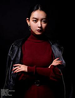 MayuYukawa,湯川真結,blackandred,黒と赤,directedbyozi,daisukea,モデルを学ぶ,ファッション,タレント,レッスン