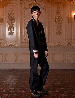 中野凱成,Kaisei,nakano,六舞宴,rokubuen,tokyo,fashionweek,collection,model,kimono,top
