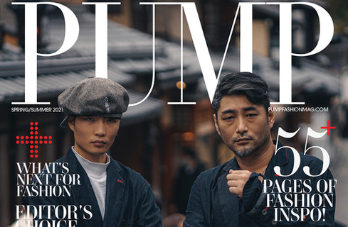 PUMP Magazine issue The Ultimate Fashion