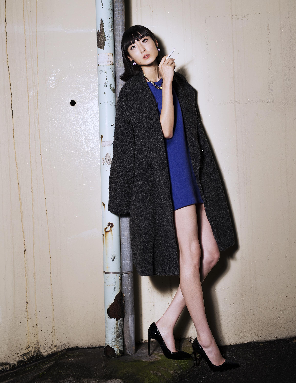 model / Kirika
