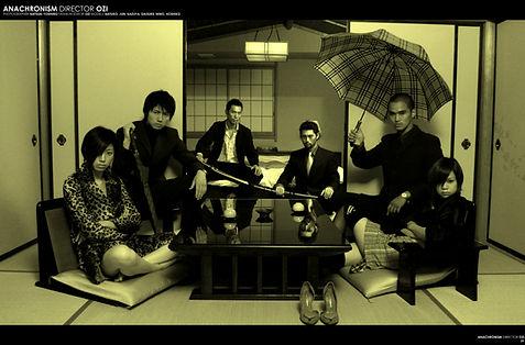 directedbyozi,fashion,editorial,ファッション,雑誌,広告,かっこいい,vogue,japan,anacronism