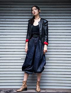 Chiharulin,fashion,六舞宴,rokubuen,japan,model,directedbyozi,sos,kunoichi,くノ一