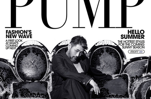 PUMP Magazine issue The Spring Style