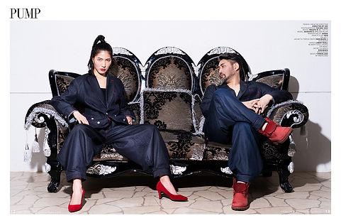 六舞宴,rokubuen,fashionweek,magazine,モデルのワークショップ,制作,directedbyozi,fashion,model,production